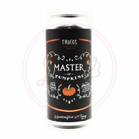 Master Of Pumpkins - 16oz Can