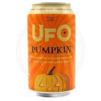 Ufo Pumpkin - 12oz Can