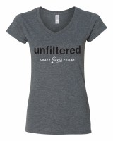 Unfiltered V-neck Sm Chrcl