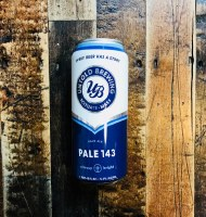 Pale 143 - 16oz Can