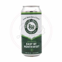 East By Northwest - 16oz Can