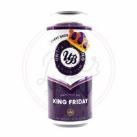King Friday - 16oz Can