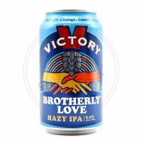 Brotherly Love - 12oz Can