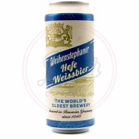 Hefeweissbier - 500ml Can
