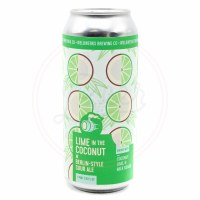 Lime In The Coconut - 16oz Can