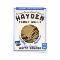 White Sonora Crackers