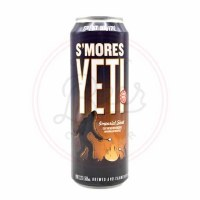 S'mores Yeti - 19.2oz Can