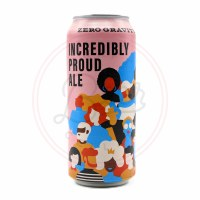 Incredibly Proud Ale- 16oz Can