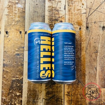 Helles Lager - 16oz Can