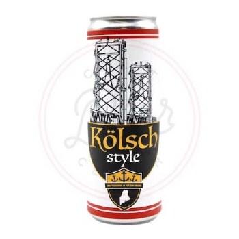 Tributary Kolsch - 12oz Can