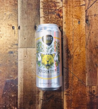 Golden Things - 16oz Can