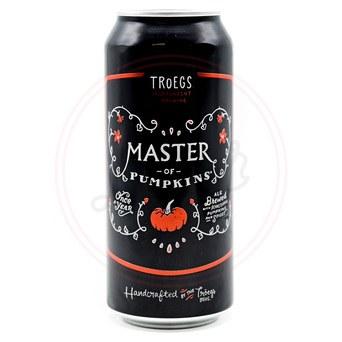 Master Of Pumpkins - 16oz Can