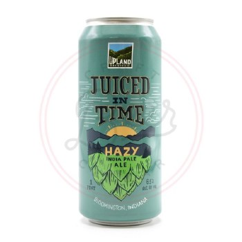 Juiced In Time - 16oz Can