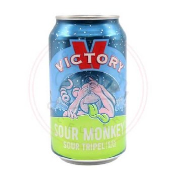 Sour Monkey - 12oz Can