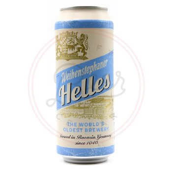 Helles Lager - 500ml Can