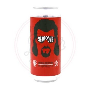 Shabooms - 16oz Can