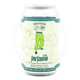 Jade Scorpion - 11.2oz Can
