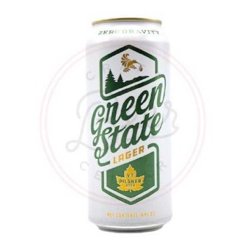 Green State Lager - 16oz Can