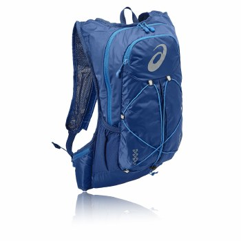 Asics Backpack Blue