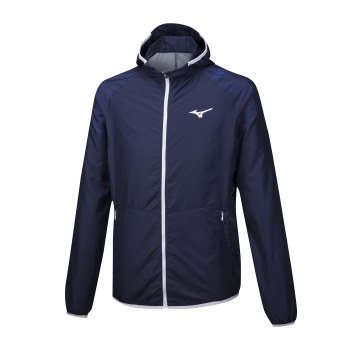Mizuno Printed Hoody Jacket