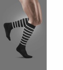 CEP Reflective Compression Socks