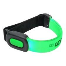 Gato Neon USB LED Armband Green