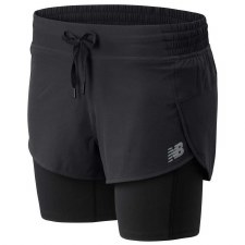 New Balance Impact 2in1 Short