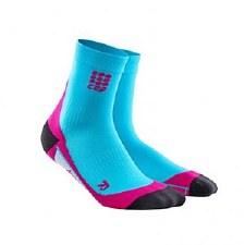 CEP Short Sock Hawaii Blue 4