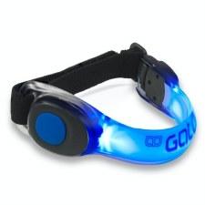 Gato Neon LED Armband Blue
