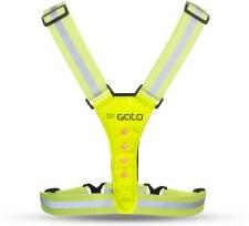 Gato LED Safer Sport Vest Yellow