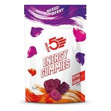 High 5 Energy Gummies Mixed Berry