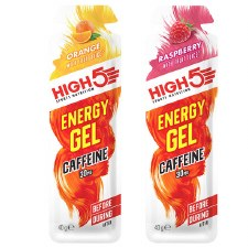 High 5 Energy Gel Berry Plus