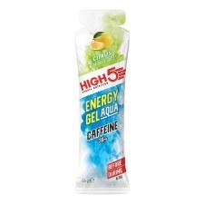 High 5 Gel Aqua Caffeine Citrus
