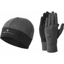 Ronhill Contour Beanie and Glove Set