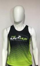 The Run Hub Singlet Men's