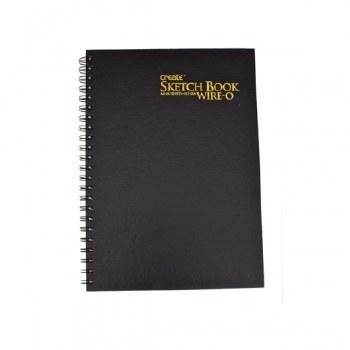 Create Hardback Sketch Book A4