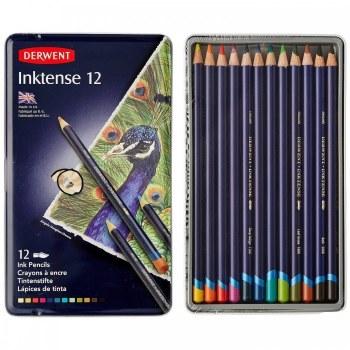 Derwent Inktense Pencils 12's