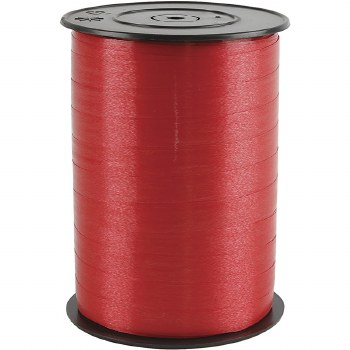 Craft Ribbon Red