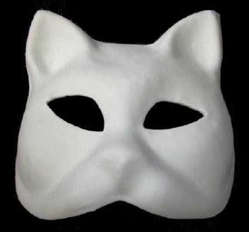 Mask - Cat