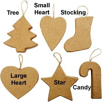 Christmas Tree Decorations Hea