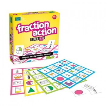 Fraction Action Lotto