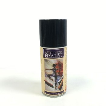 Artists' Soft Fixative