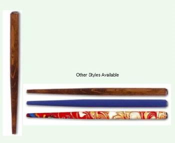 Dip Pen Holders - Mahogany