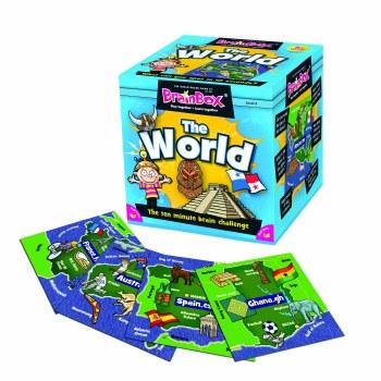 Brain Box - The World