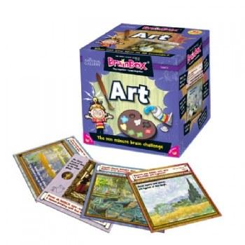 Brain Box - Art