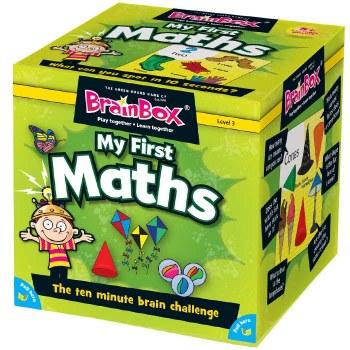 Brain Box - My First Maths