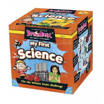 Brain Box - My First Science