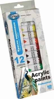 Acrylic Tube Paints (12)