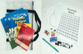 Activity Pack - Senior Maths