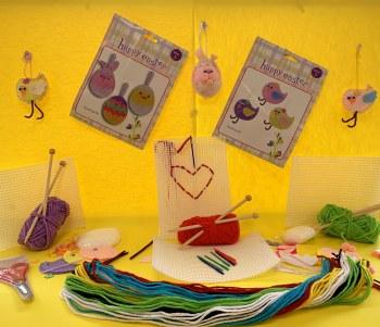 Activity Pack - Knit & Stitch